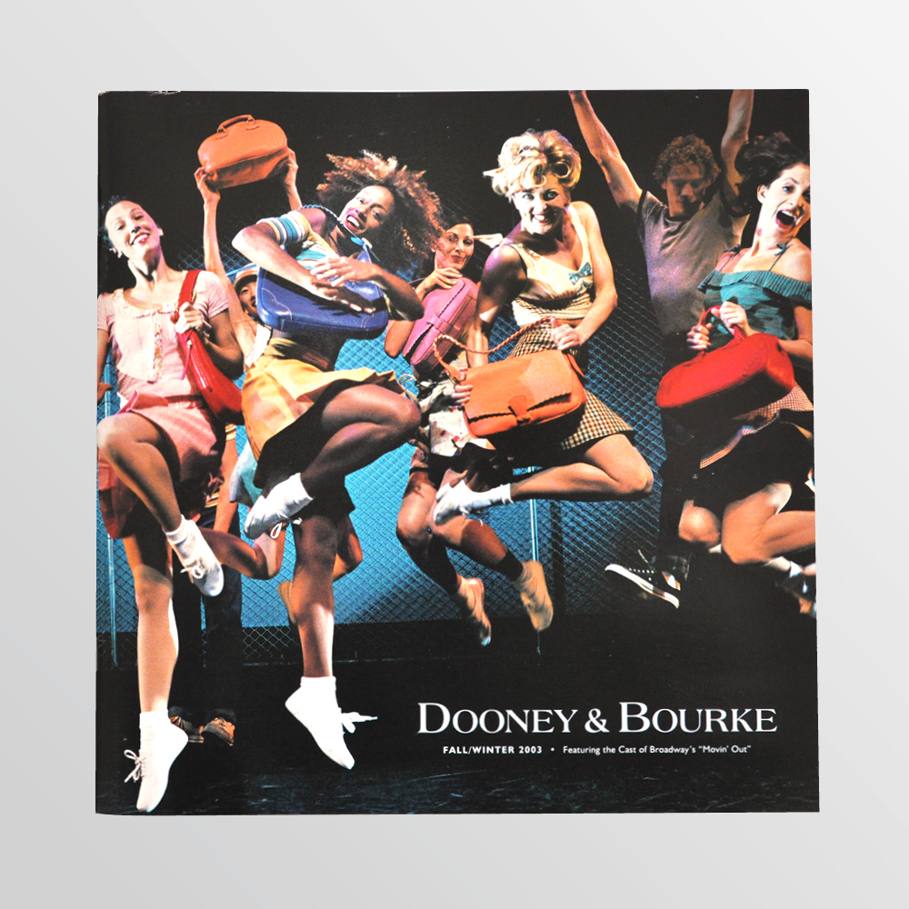 Dooney & Bourke Broadway Catalog