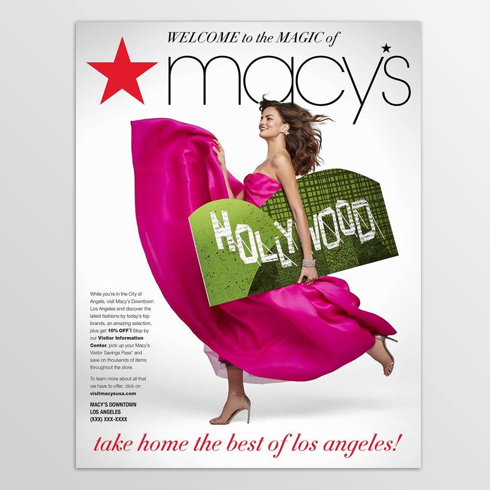 Macy's Tourism Campaign