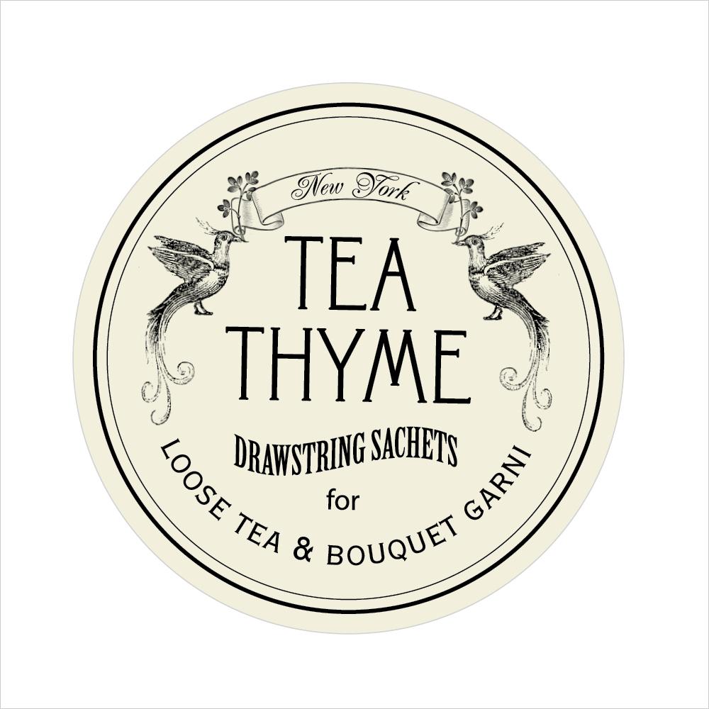 Tea Thyme Logo