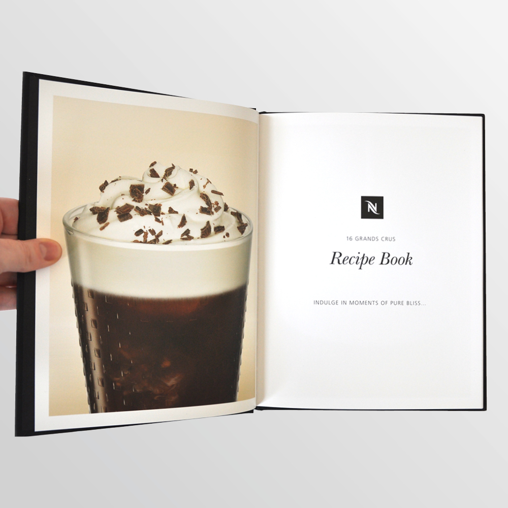 Nespresso Recipe Book