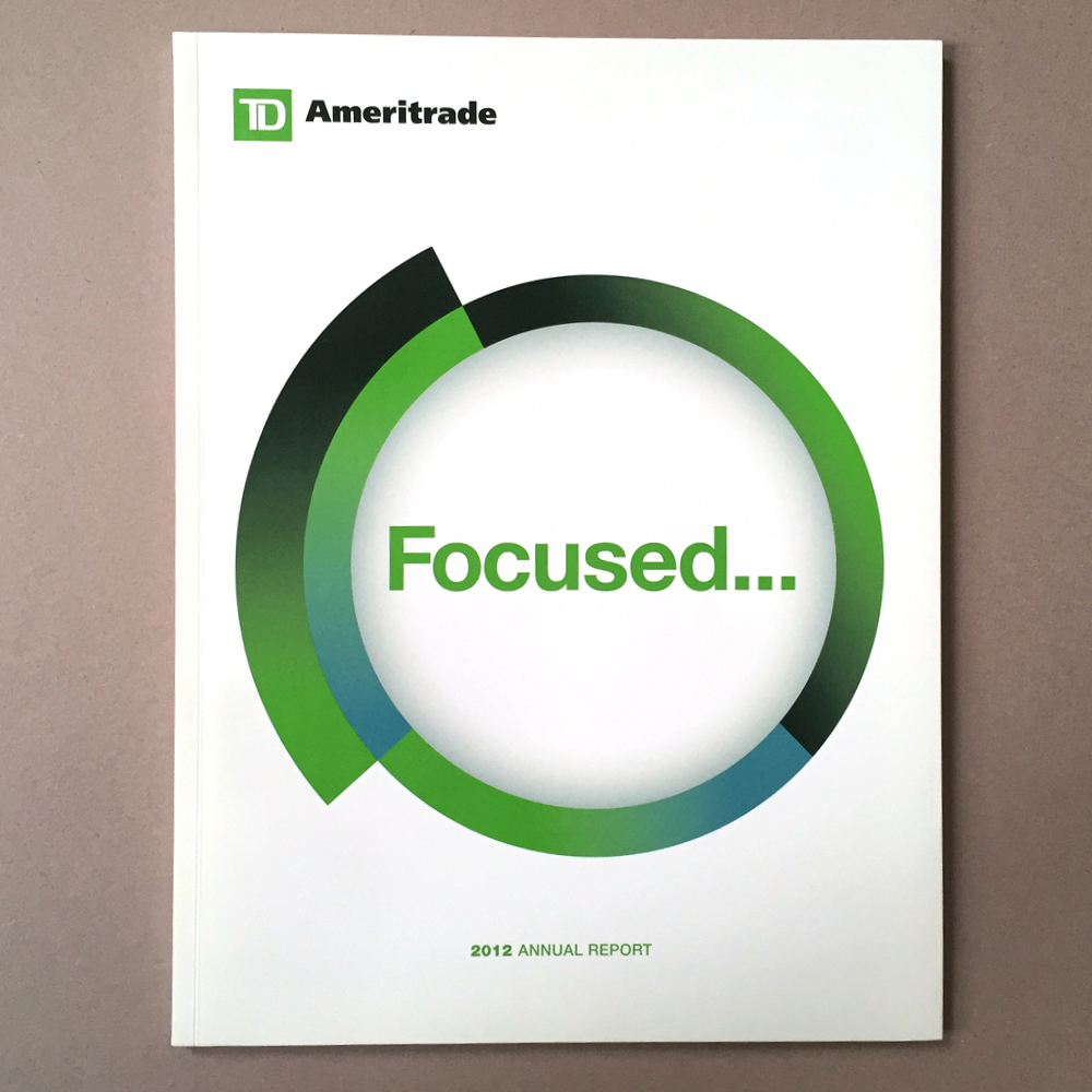 TD Ameritrade Annual Report
