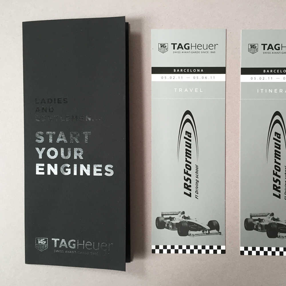 TAG Heuer Invite to Racing School